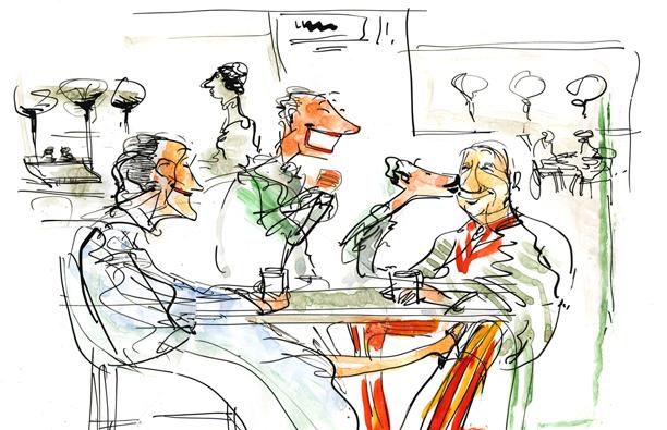 déjeuner rencontre marina repentigny
