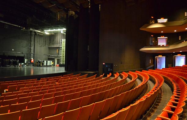 Dans les coulisses des coulisses urbania - Theatre de la coupe d or ...