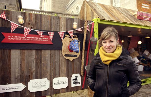 Judith portier designer de conteneurs urbania for Isoler un conteneur