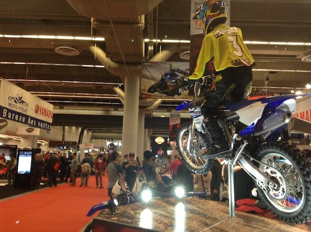 Salon de la moto de montr al vitesse flammes cuir - Salon de moto montreal ...