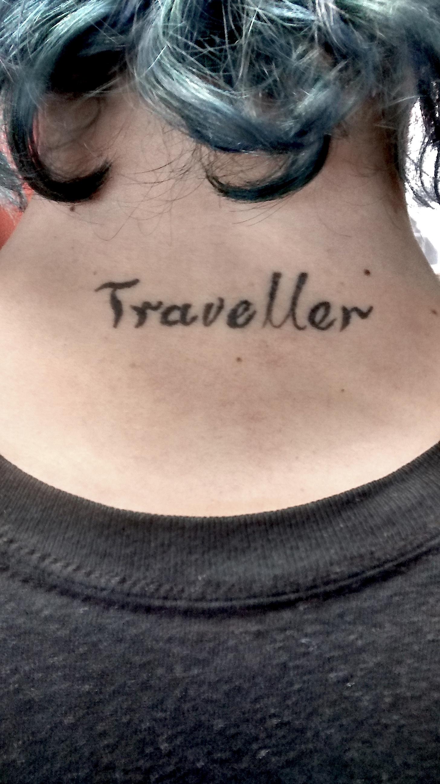les punks et le tatouages