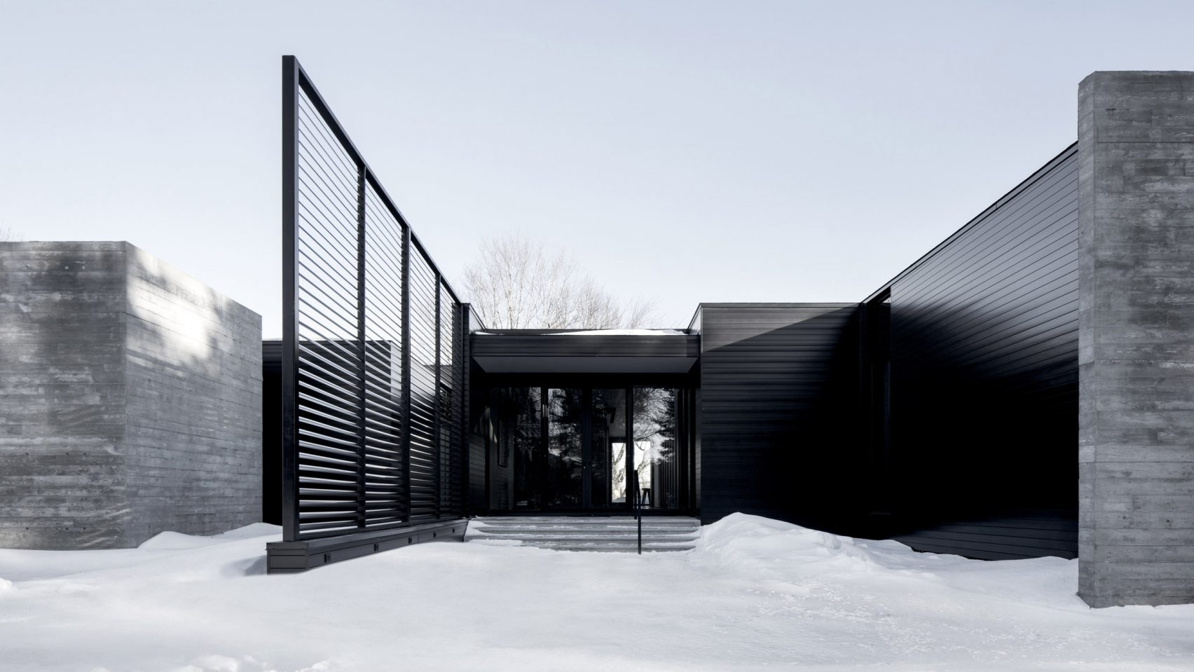 Maison Bois Architecte Pas Cher vendre des maisons d'architecte - urbania